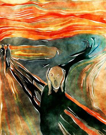 se retrouver devant Jésus-Christ et les anges, les moissonneurs et juges de la terre, peut induire beaucoup de souffrances chez ceux qui ont choisi la bête : des regrets, de la crainte, de la culpabilité, le désespoir, de vraies souffrances morales.