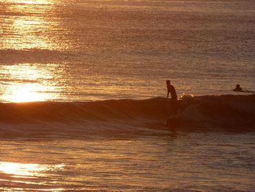 個人的に好きな一枚! SUNSET SURF TIME♪