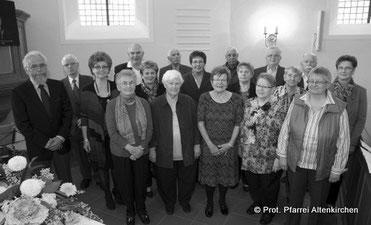 Kirchenchor der Prot. Pfarrei Altenkirchen