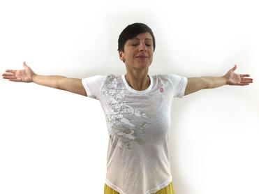 Die Arme Öffnen - Shiatsu Übungen vertiefen die Atmung