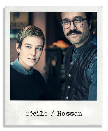 Cécile Grolimund / Hassan Nassif