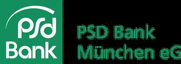 Freiwilligen-Zentrum Augsburg - Logo psd Bank