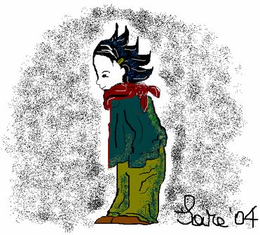 Disegno di Sara Santini
