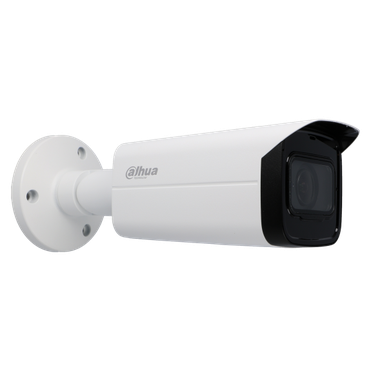 Dahua 8 Megapixel HD-CVI Kamera, presented by SafeTech