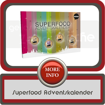 Superfood Adventskalender