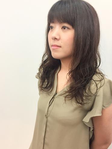 横浜の無責任美容師☆奥条勇紀☆江の島がある藤沢からお越しの可愛い~ゲストさん♪今回のご要望はパーマ
