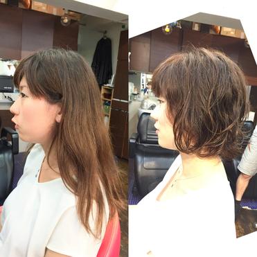 横浜の無責任美容師☆奥条勇紀☆『私の髪の毛はパーマがかからない髪質なんです!』そんな髪は存在しない