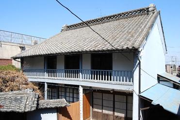 諸井家住宅(埼玉県指定文化財)