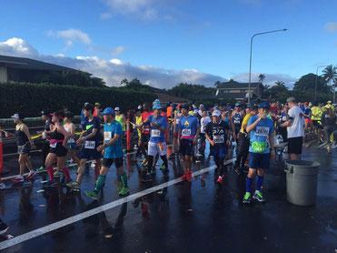 JALホノルルマラソン ハワイ 貸切応援ツアー 貸切観光ツアー