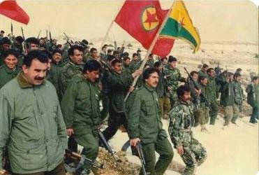 PKKs leder Abdullah Öcalan (tv)