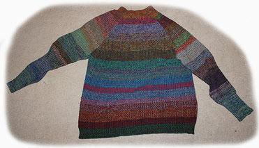 Pullover, etwa 30 Jahre alt und immernoch gern getragen