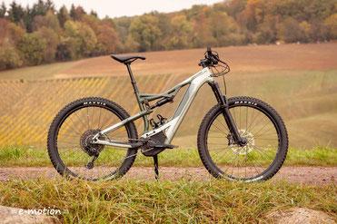 Wir haben das e-Mountainbike Moterra Nei von Cannondale für Sie getestet
