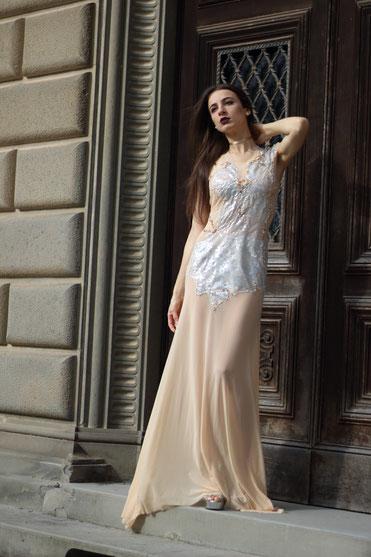 Susanna Silicani fashion designer