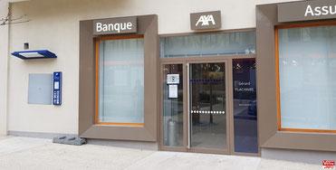 Distributeur automatique de billets à Vélizy-Villacoublay