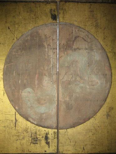 世界に唯一、伊東マンショの幼名を記した天井板 指定文化財
