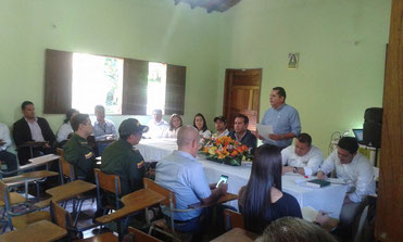 Foto web Alcaldía de Charalá