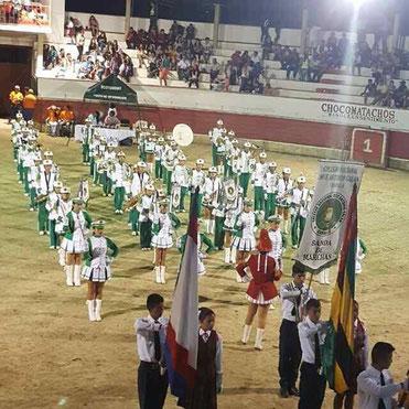 Foto Banda del Colegio Galán