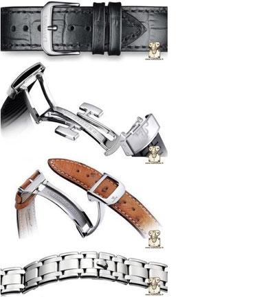boite a montre innovante pour montre de luxe coussin spéciaux quelques soit le modele de fermoirs