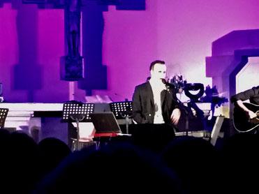 Solar Fake Acoustic in der Markuskirche Hannover, 03. März 2017