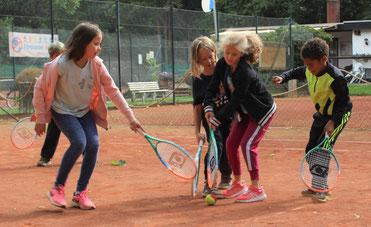 Tennis beim TC Winsen