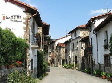 Larrasoana, GR65, Compostelle