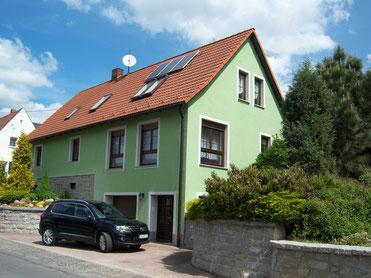 Unterkunft - Ferienwohnung - Ferienhaus  An der St. Ludmila zwischen Kamenz & Bautzen