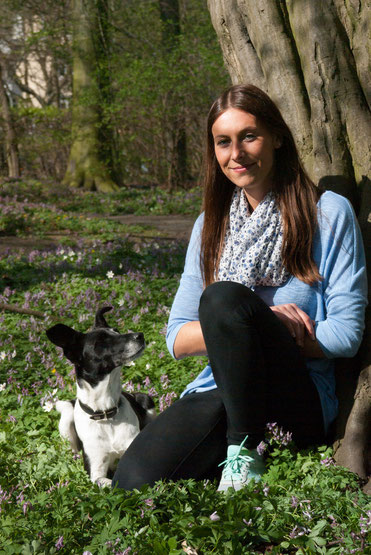 Janina Rose,Hundetrainerin, Hundeschule Hamburg