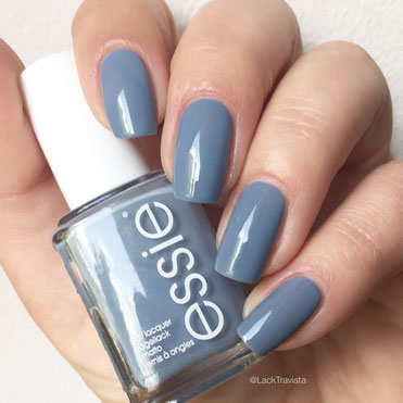 swatch essie truth or flare by LackTraviata