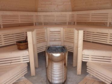Sauna Kota Finlandais