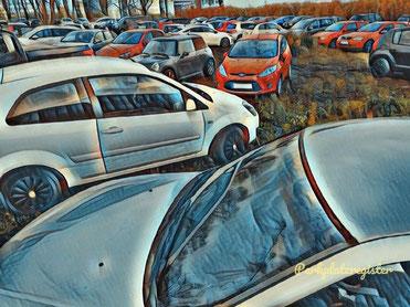 cgn airparks wahn parkplatz flughafen k ln 4 euro tag g nstig parken. Black Bedroom Furniture Sets. Home Design Ideas
