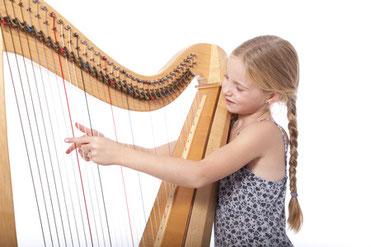 Corso di Arpa della Scuola di Musica Suaviter a Roma