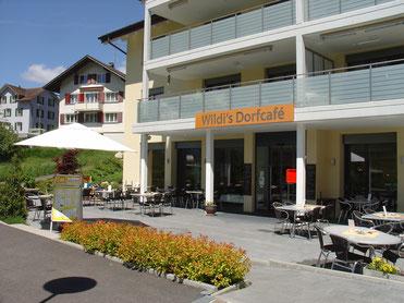 Herzlich Willkommen im Wildi's Dorfcafé
