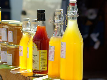 Grundrezept Fruchtsirup