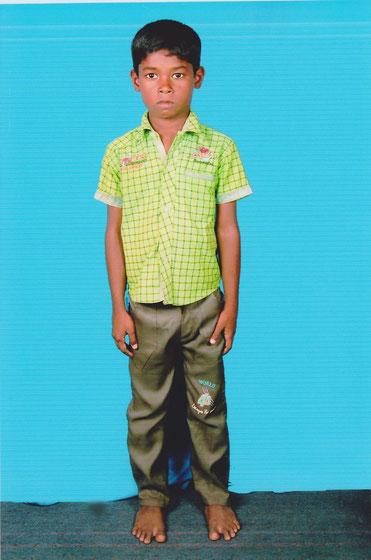 G. KOKUL, filleul de TAMBI depuis juin 2015