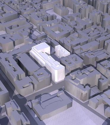 Modelado 3D de edificios y su entorno