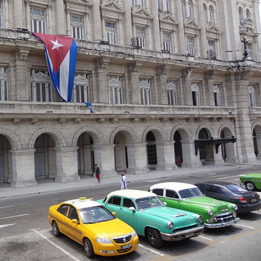 Reiseroute Kuba Mexiko Rundreise und baden