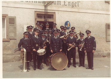 Musikverein Hoßkirch 1965