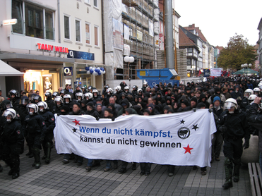 Autonome Antifa (AA/BO) i Göttingen