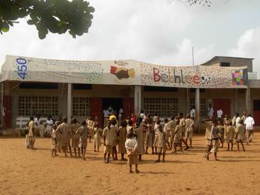 Schulpartnerschaft mit der Bethléem-Ecole in Benin