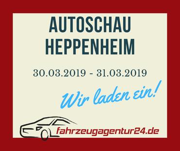 Autoschau Heppenheim