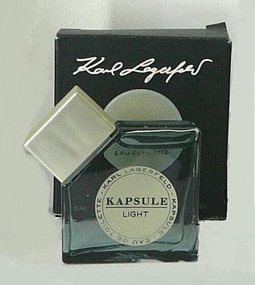 KARL LAGERFELD - KAPSULE LIGHT : EAU DE TOILETTE