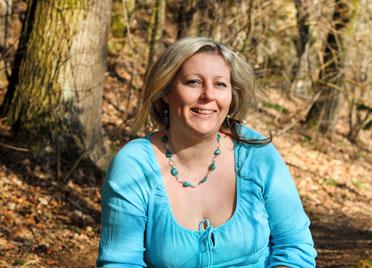 Kräuterpädagogin Eunike Grahofer