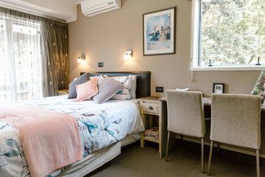 The nunnery accomodation Te Aroha- Studio room