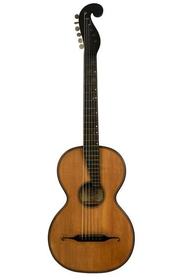 Johann Anton Stauffer- classical guitar