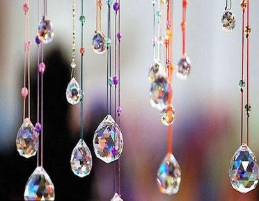 Ou placer la boule de cristal à facettes - Casa bien-être