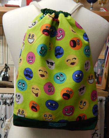 Turnbeutel Rucksack Kindergartenbeutel Tasche