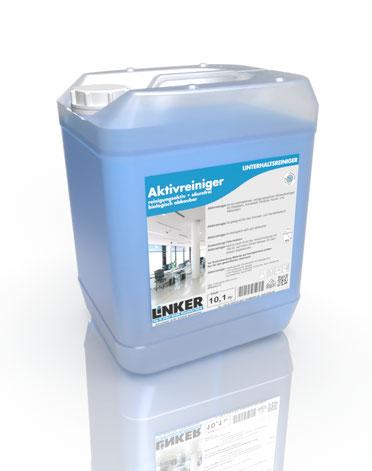 Aktivreiniger_Linker Chemie-Group, Reinigungschemie, Reinigungsmittel, Allesreiniger, Allzweckreiniger