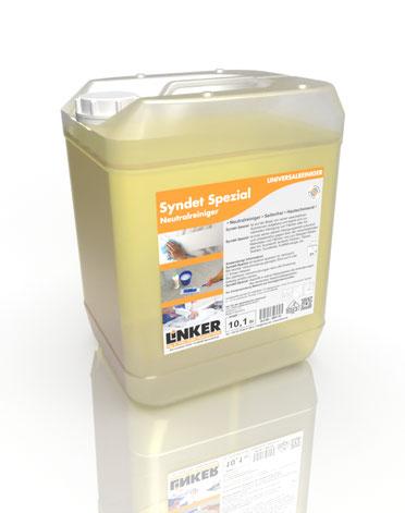 Syndet-Spezial_Linker Chemie-Group, Reinigungschemie, Reinigungsmittel, Neutralreiniger
