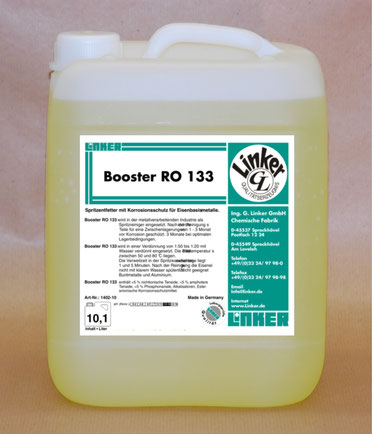 Booster RO 133_Linker Chemie-Group