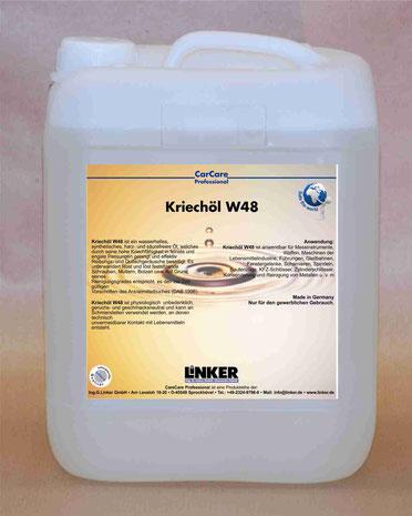 Kriechöl W48 / WD40